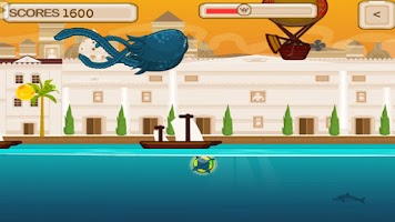 Screenshot of Kraken Attack