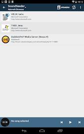 SoundSeeder Music Player Screenshot 13