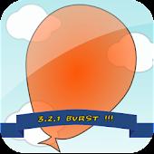 3,2,1 Burst balloons !