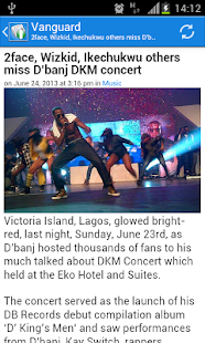 Nigeria News - screenshot thumbnail