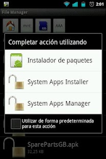 System Apps Manager [ROOT]- screenshot thumbnail