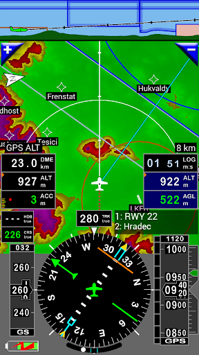 FLY is FUN Aviation Navigation  screenshots 5