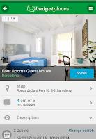 Screenshot of Budgetplaces.com