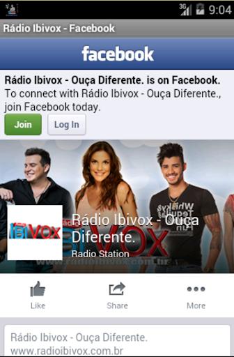 【免費音樂App】RÁDIO IBIVOX - TIANGUÁ/CE-APP點子