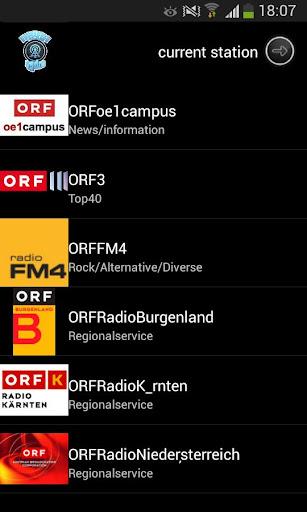 Österreich Radios TopRundfunks