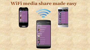 Screenshot of MediaBowl: FileShare
