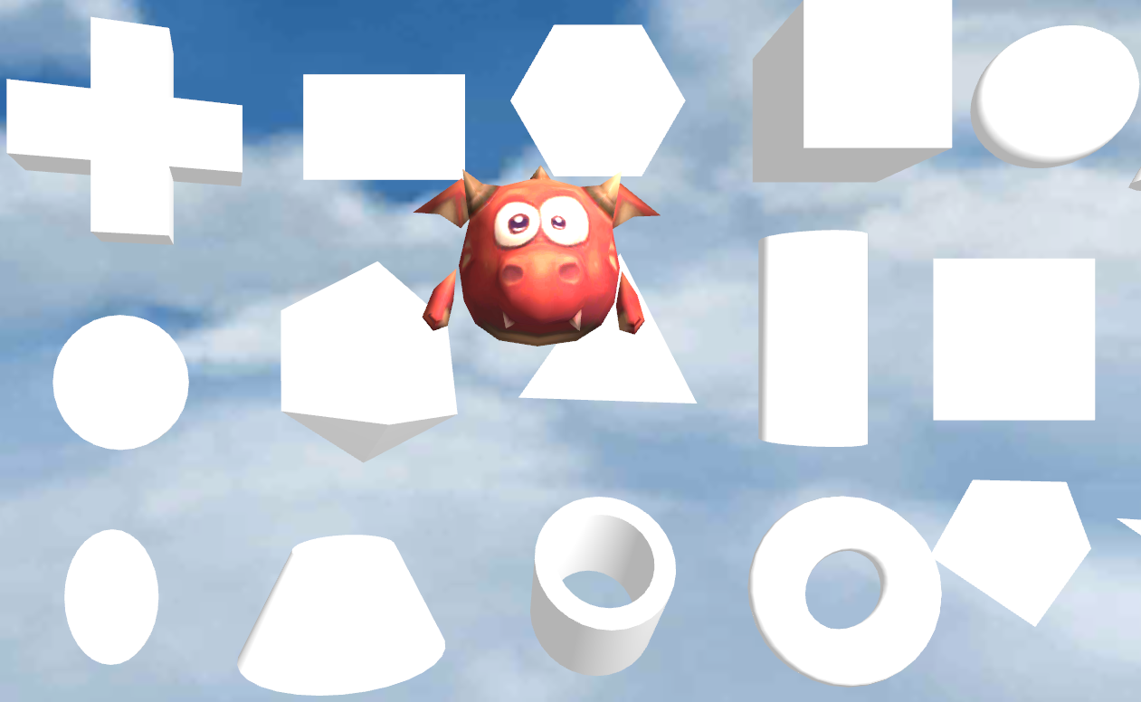 Toddler Shapes Kids 3D- screenshot
