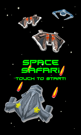 Space Safari - shoot 'em up