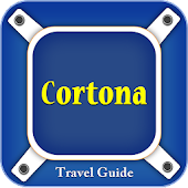 Cortona Offline Map Guide