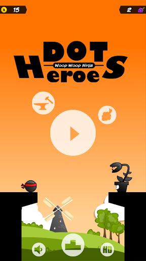 Dot Heroes: Woop Woop Ninja