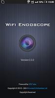Screenshot of WiFi Endoscope