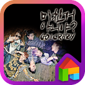 2PM Go Crazy dodol theme