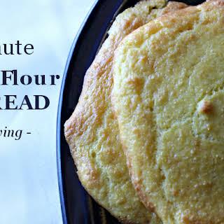 Grain Free Coconut Flour Flatbread.