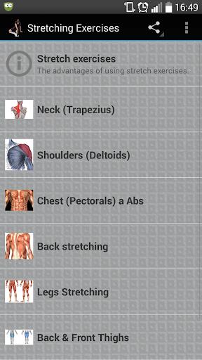 Stretching Exercises 2.0 screenshots 2