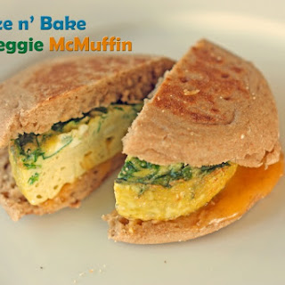On-The-Go Veggie McMuffin