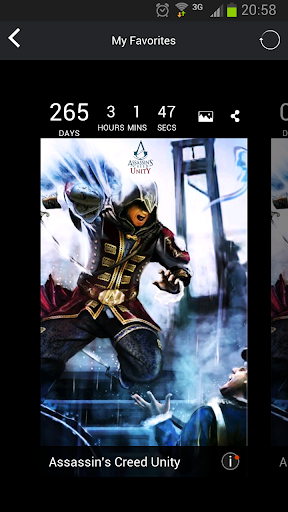 Assassin Creed Unity Countdown