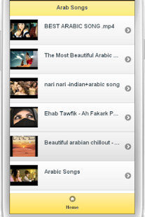 Arab Songs - screenshot thumbnail