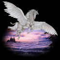 Pegasus Flight Live Wallpaper logo