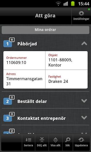 SvenskaHus Teknisk förvaltning