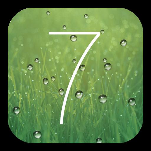 雨滴動態桌布 Rain 個人化 App LOGO-APP試玩