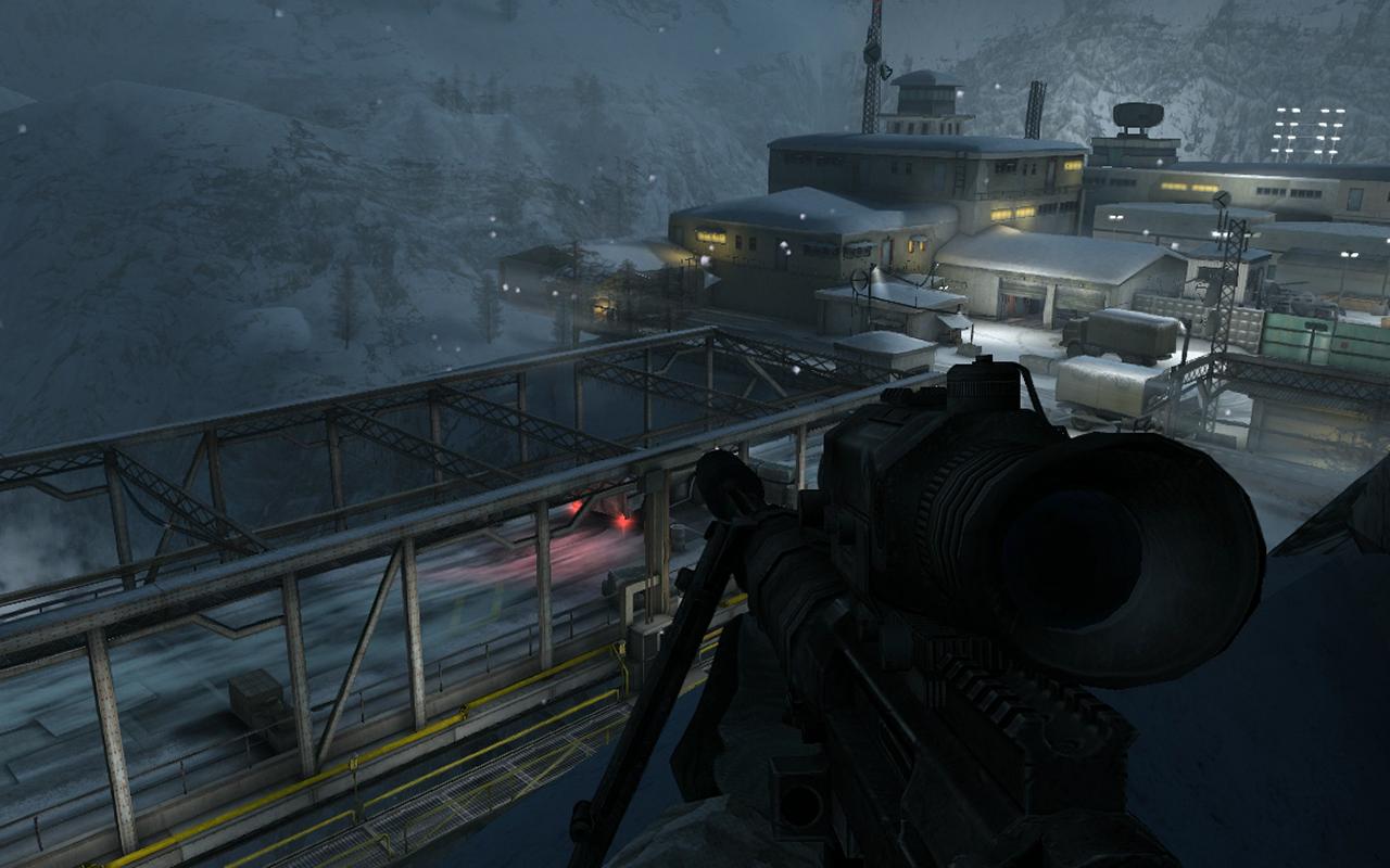 Modern Combat 3: Fallen Nation screenshot #10