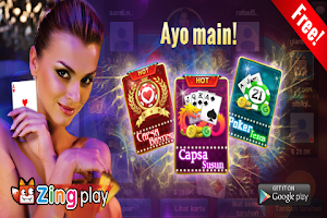 Screenshot of ZingPlay - Big 2 - Poker