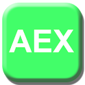 AEX Widget icon