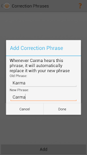 Carma In-Car Voice-Controlled - screenshot thumbnail