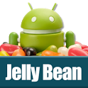 Jelly Bean kakao talk theme icon