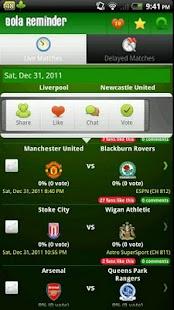 Bola Reminder - Malaysia- screenshot thumbnail