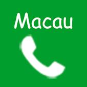 Macau Useful Phone