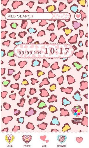 Cute Wallpaper Leopard Candy 1.2 Windows u7528 1