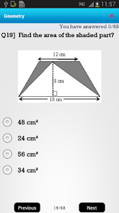 CA 6th Geometry - screenshot thumbnail