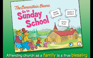 Screenshot of BB - Go to Sunday School