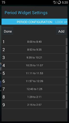 【免費工具App】Period Widget-APP點子