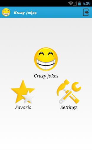 Crazy jokes