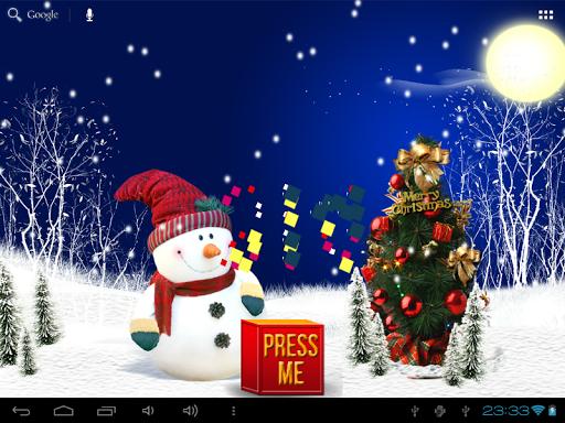 玩免費個人化APP|下載New Year Snowfall LiveWalpaper app不用錢|硬是要APP