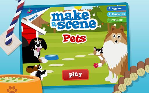 Make a Scene: Pets m