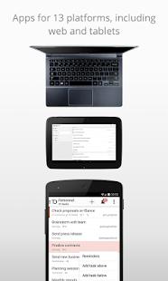 Todoist: To-Do List, Task List - screenshot thumbnail