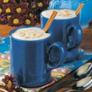 Spiced Coffee with Cream