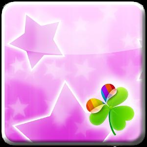 App Pink Stars – GO Launcher EX APK