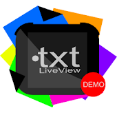 txt LiveView DEMO
