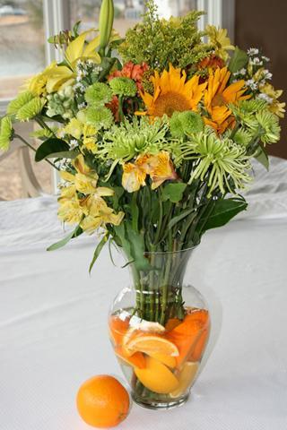 Flower Arrangement Ideas - screenshot