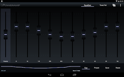 Poweramp Music Player (Trial) Screenshot 25