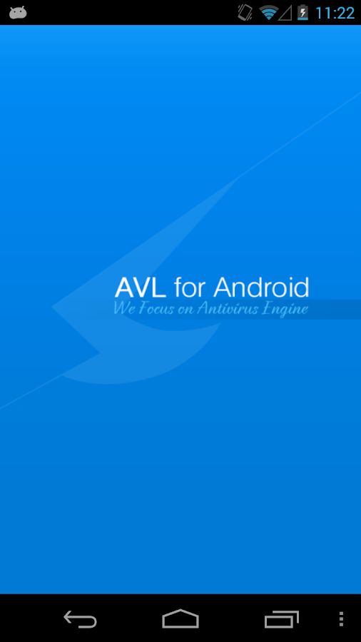 AVL - screenshot