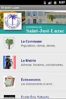 Screenshot of St-Just-Luzac