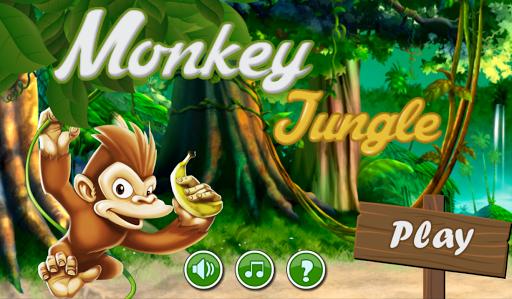 丛林猴子香蕉