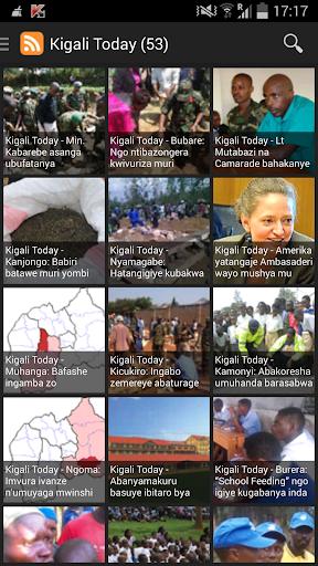 Rwanda Newsfeed