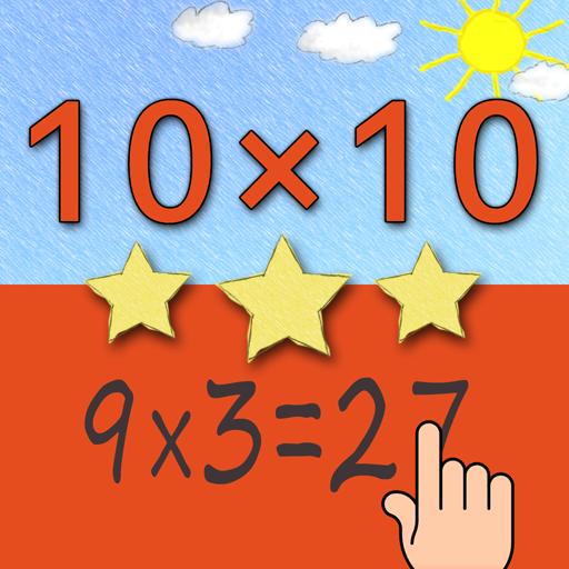 Multiplication Tables 10x10