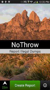 NoThrow- screenshot thumbnail